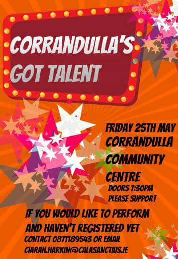 corrandullas got talent